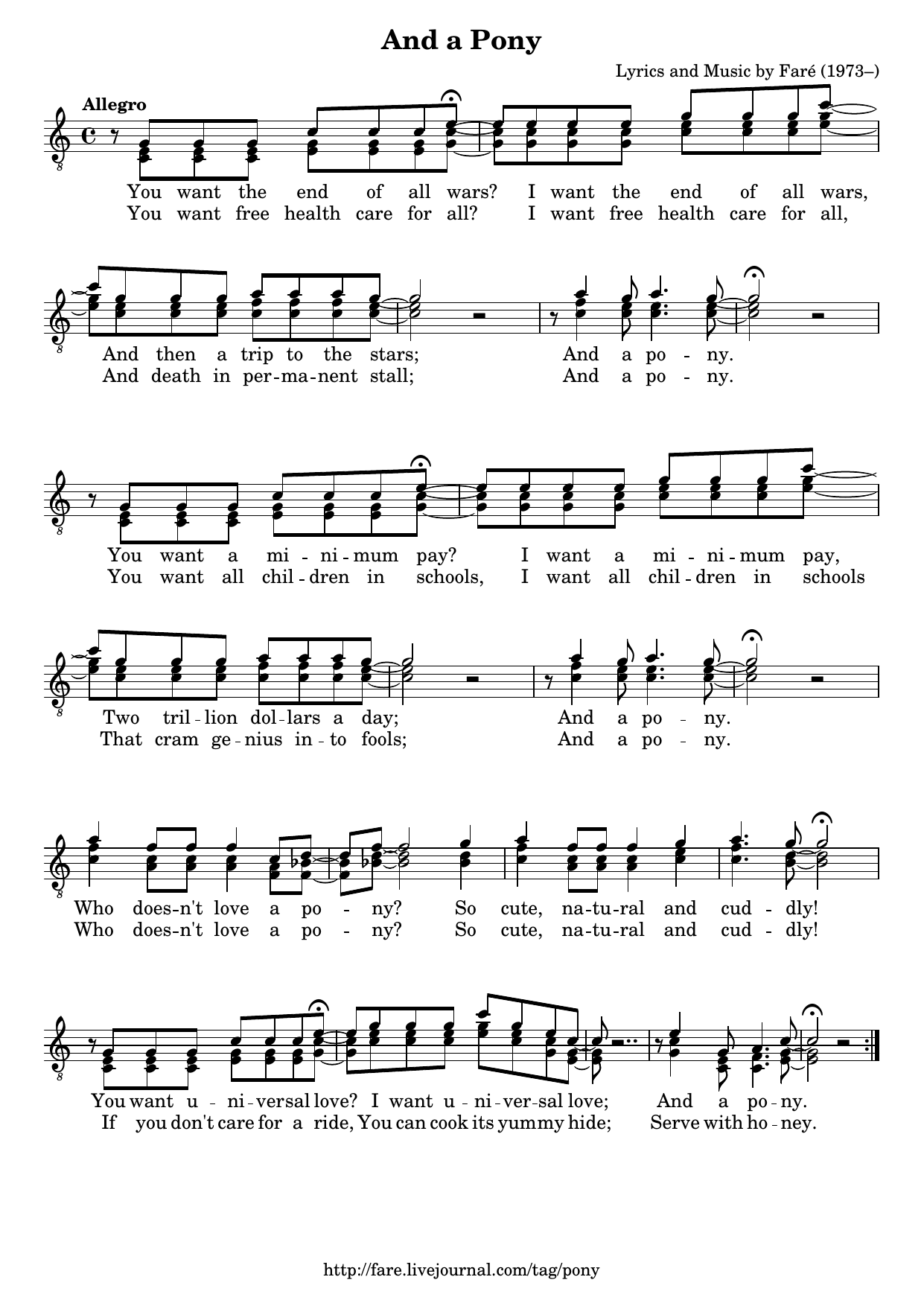 Worksheets In Music What Does Allegro Mean cybernethics ps wish granted heres a video from porcfest 2011 well do even better next year